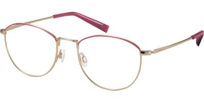 Dioptrické brýle Esprit model 33404, barva obruby zlatá růžová lesk, stranice zlatá lesk, kód barevné varianty 534.