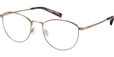 Dioptrické brýle Esprit model 33404, barva obruby zlatá hnědá lesk, stranice zlatá lesk, kód barevné varianty 545.