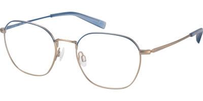 Dioptrické brýle Esprit model 33405, barva obruby modrá šedá mat, stranice šedá mat, kód barevné varianty 543.