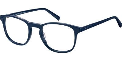 Dioptrické brýle Esprit model 33413, barva obruby modrá lesk, stranice modrá lesk, kód barevné varianty 543.