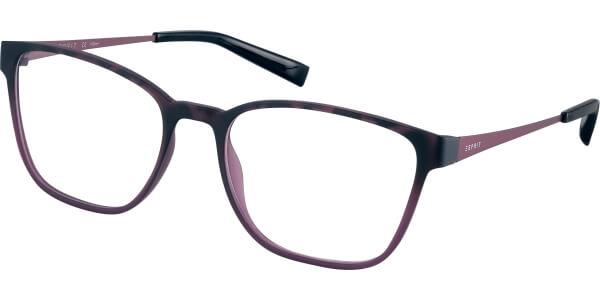 Dioptrické brýle Esprit model 33421, barva obruby fialová mat, stranice fialová mat, kód barevné varianty 577.