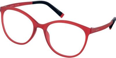 Dioptrické brýle Esprit model 33423, barva obruby červená mat, stranice červená mat, kód barevné varianty 531.