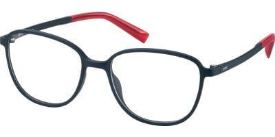 Dioptrické brýle Esprit model 33432, barva obruby černá mat, stranice černá mat, kód barevné varianty 538.