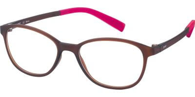 Dioptrické brýle Esprit model 33433, barva obruby hnědá mat, stranice hnědá mat, kód barevné varianty 535.
