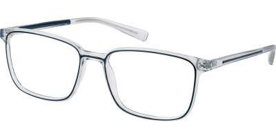 Dioptrické brýle Esprit model 33440, barva obruby čirá černá lesk, stranice čirá černá lesk, kód barevné varianty 505.