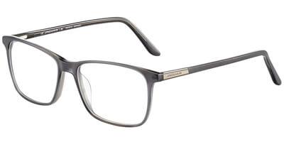 Dioptrické brýle Jaguar model 31023, barva obruby šedá mat, stranice šedá mat, kód barevné varianty 4207.