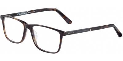 Dioptrické brýle Jaguar model 31024, barva obruby hnědá lesk, stranice hnědá šedá mat, kód barevné varianty 8940.