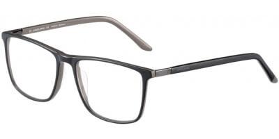 Dioptrické brýle Jaguar model 31514, barva obruby černá šedá mat, stranice černá šedá mat, kód barevné varianty 4576.