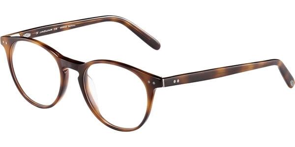 Dioptrické brýle Jaguar model 31, barva obruby hnědá mat, stranice hnědá mat, kód barevné varianty 6311.