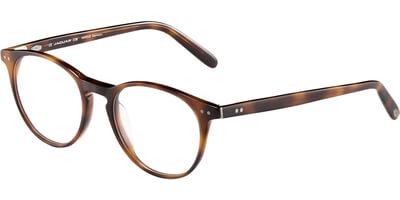 Dioptrické brýle Jaguar model 31704, barva obruby hnědá mat, stranice hnědá mat, kód barevné varianty 6311.