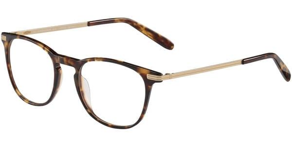 Dioptrické brýle Jaguar model 31705, barva obruby hnědá lesk, stranice zlatá lesk, kód barevné varianty 4305.