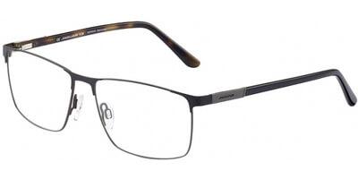 Dioptrické brýle Jaguar model 33094, barva obruby černá mat, stranice černá hnědá lesk, kód barevné varianty 1130.