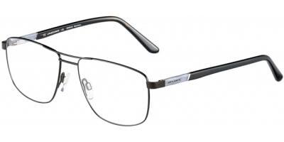 Dioptrické brýle Jaguar model 33099, barva obruby černá lesk, stranice černá lesk, kód barevné varianty 1179.