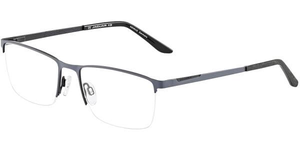 Dioptrické brýle Jaguar model 33587, barva obruby černá mat, stranice černá mat, kód barevné varianty 1069.