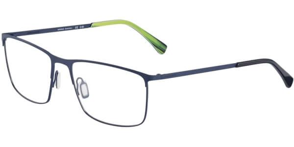 Dioptrické brýle Jaguar model 33820, barva obruby šedá mat, stranice šedá zelená mat, kód barevné varianty 1117.