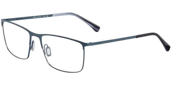 Dioptrické brýle Jaguar model 33820, barva obruby modrá mat, stranice modrá mat, kód barevné varianty 3100.
