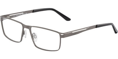 Dioptrické brýle Jaguar model 35041, barva obruby šedá mat, stranice šedá stříbrná mat, kód barevné varianty 868.