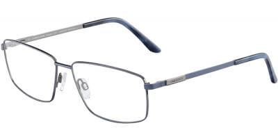 Dioptrické brýle Jaguar model 35059, barva obruby modrá šedá mat, stranice modrá šedá mat, kód barevné varianty 6500.