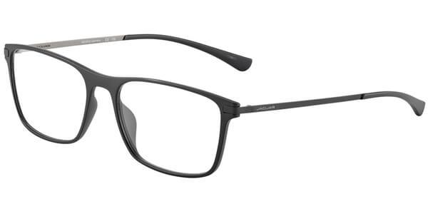 Dioptrické brýle Jaguar model 36800, barva obruby černá mat, stranice černá mat, kód barevné varianty 6100.