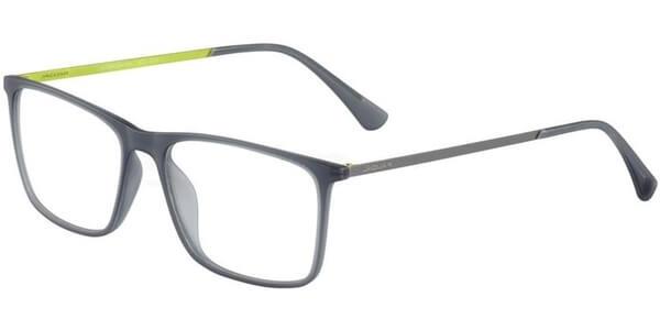 Dioptrické brýle Jaguar model 36803, barva obruby šedá mat, stranice šedá zelená mat, kód barevné varianty 6500.