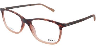 Dioptrické brýle MEXX model 2404, barva obruby hnědá mat, stranice hnědá mat, kód barevné varianty 200.