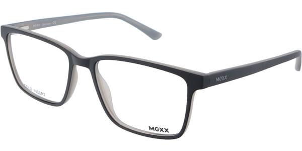 Dioptrické brýle MEXX model 2405, barva obruby černá šedá mat, stranice černá šedá mat, kód barevné varianty 100.