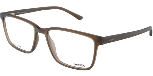 Dioptrické brýle MEXX model 2405, barva obruby hnědá mat, stranice hnědá mat, kód barevné varianty 200.