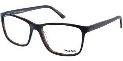 Dioptrické brýle MEXX model 2503, barva obruby hnědá lesk, stranice hnědá mat, kód barevné varianty 200.