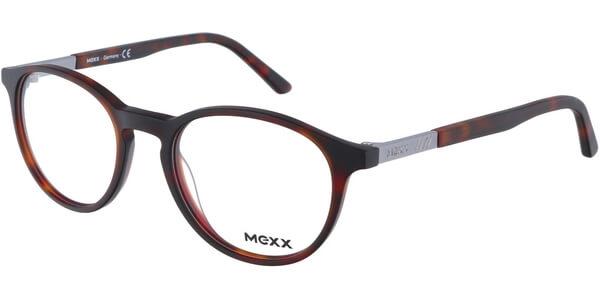 Dioptrické brýle MEXX model 2507, barva obruby hnědá mat, stranice hnědá mat, kód barevné varianty 200.