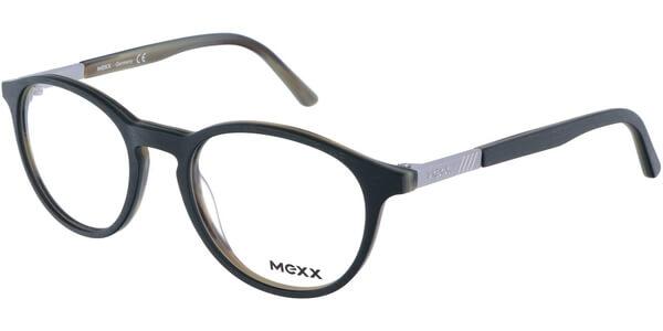 Dioptrické brýle MEXX model 2507, barva obruby černá béžová mat, stranice černá béžová mat, kód barevné varianty 300.