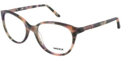 Dioptrické brýle MEXX model 2510, barva obruby hnědá lesk, stranice hnědá lesk, kód barevné varianty 300.