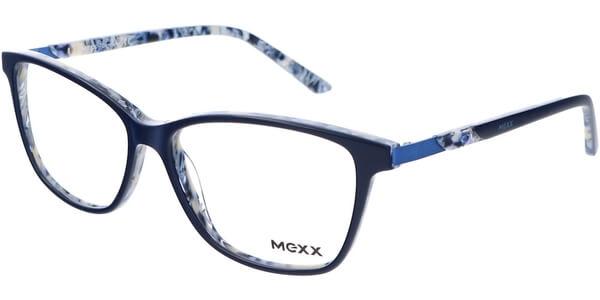 Dioptrické brýle MEXX model 2515, barva obruby modrá bílá lesk, stranice modrá bílá lesk, kód barevné varianty 100.