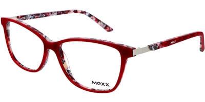 Dioptrické brýle MEXX model 2515, barva obruby červená béžová mat, stranice červená béžová mat, kód barevné varianty 200.