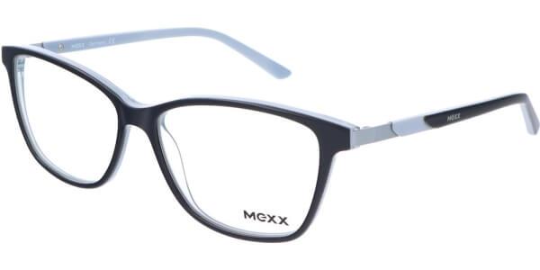 Dioptrické brýle MEXX model 2515, barva obruby černá šedá mat, stranice černá šedá mat, kód barevné varianty 300.
