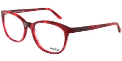 Dioptrické brýle MEXX model 2517, barva obruby červená vínová lesk, stranice červená vínová lesk, kód barevné varianty 300.