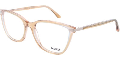 Dioptrické brýle MEXX model 2520, barva obruby čirá žlutá lesk, stranice čirá žlutá lesk, kód barevné varianty 300.