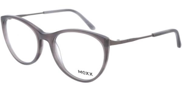 Dioptrické brýle MEXX model 2523, barva obruby šedá mat, stranice šedá mat, kód barevné varianty 300.