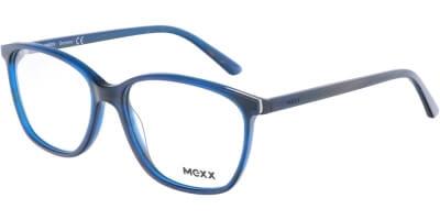 Dioptrické brýle MEXX model 2526, barva obruby modrá lesk, stranice modrá lesk, kód barevné varianty 400.