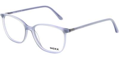 Dioptrické brýle MEXX model 2530, barva obruby šedá čirá lesk, stranice šedá čirá lesk, kód barevné varianty 300.