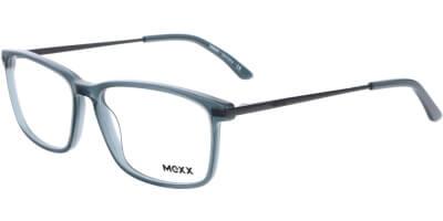 Dioptrické brýle MEXX model 2531, barva obruby modrá lesk, stranice černá lesk, kód barevné varianty 200.
