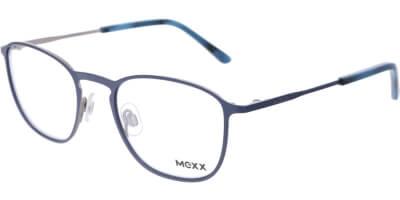 Dioptrické brýle MEXX model 2725, barva obruby modrá mat, stranice modrá mat, kód barevné varianty 300.
