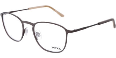 Dioptrické brýle MEXX model 2725, barva obruby hnědá mat, stranice hnědá mat, kód barevné varianty 400.