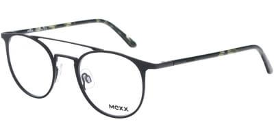 Dioptrické brýle MEXX model 2733, barva obruby černá mat, stranice černá mat, kód barevné varianty 300.