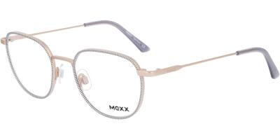 Dioptrické brýle MEXX model 2738, barva obruby zlatá šedá lesk, stranice zlatá lesk, kód barevné varianty 400.
