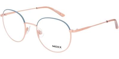 Dioptrické brýle MEXX model 2752, barva obruby modrá růžová mat, stranice růžová mat, kód barevné varianty 200.