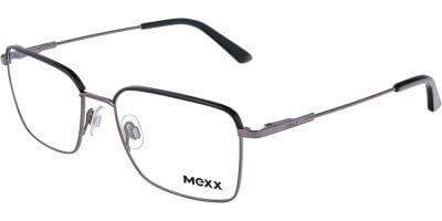 Dioptrické brýle MEXX model 2768, barva obruby černá šedá mat, stranice černá šedá mat, kód barevné varianty 300.