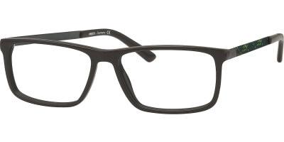 Dioptrické brýle MEXX model 5305, barva obruby hnědá lesk, stranice hnědá zelená mat, kód barevné varianty 400.