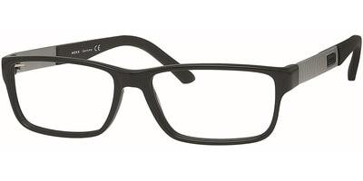 Dioptrické brýle MEXX model 5308, barva obruby černá lesk, stranice stříbrná mat, kód barevné varianty 100.