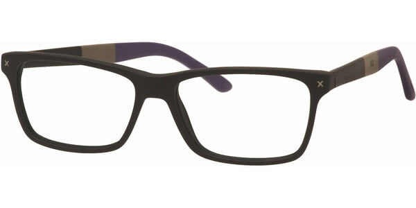 Dioptrické brýle MEXX model 5315, barva obruby hnědá mat, stranice hnědá fialová mat, kód barevné varianty 300.