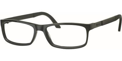 Dioptrické brýle MEXX model 5322, barva obruby černá lesk, stranice černá mat, kód barevné varianty 100.
